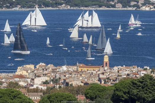 Challenging Thursday in Saint-Tropez