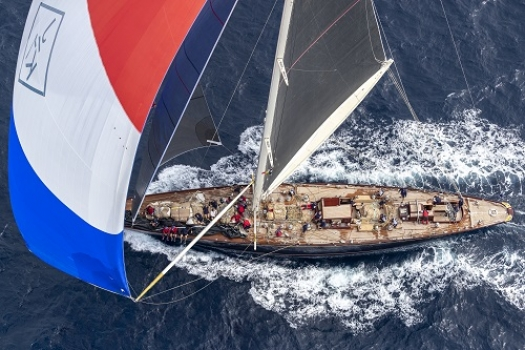 Maxi winners decided at Les Voiles de Saint- Tropez