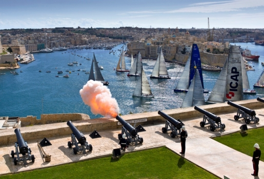 100 days to Rolex Middle Sea Race 50th Anniversary edition